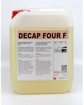 DECAP FOUR F 5 litres surpuissant IDEAL CHIMIC