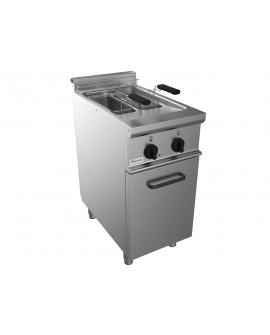 Friteuse électrique 2 cuves de 8L 14KW gamme 700 CASTA