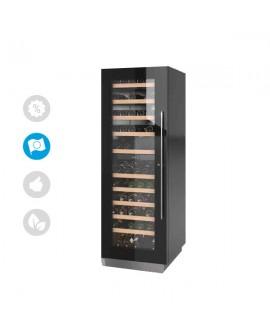 Armoire à vin DUAL TEMP 2 températures 120 bouteilles ENOFRIGO