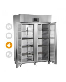 Réfrigérateur inox 1400L Liebherr
