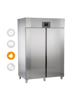 Réfrigérateur GKPv1470 inox 1400L