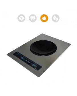 Wok induction Adventys encastrable 3600W commandes intégrées