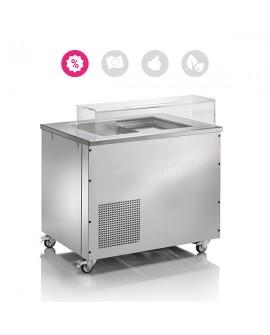TeppTwin module de cuisson et refroidissement avec aspiration intégrée Casta