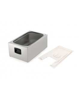 Bac GN 2/1 50 litres pour Thermocook THCOOKS DELCOUPE