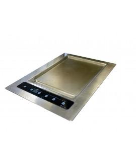 Planch induction inox Adventys 3600W