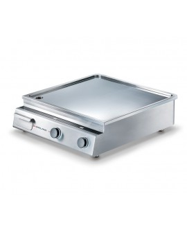 Grillade induction inox 10000W 2 zones Garland by INDUCS