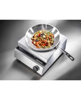 Wok induction 5000W Garland by INDUCS Suisse