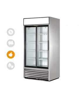 Frigo à boissons 2 portes vitrées GDM-33-HC-LD TRUE