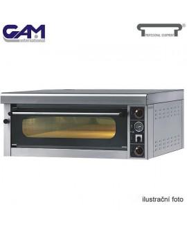 Four à pizza électrique  M6 TOP GAM International