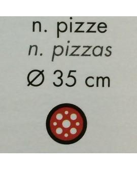 Four à pizza électrique Dolomiti GAM