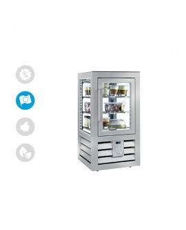 Vitrine à pâtisserie 1 porte vitrée Neo100 SILFER