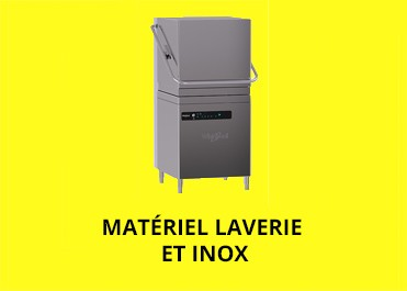 Matériel Laverie et inox